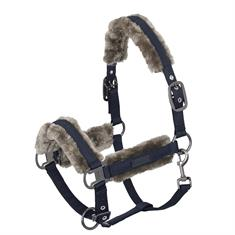 Halfter Classic Sports Double Pin Glossy Faux Fur Eskadron