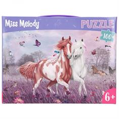Puzzle 100 Teile Miss Melody