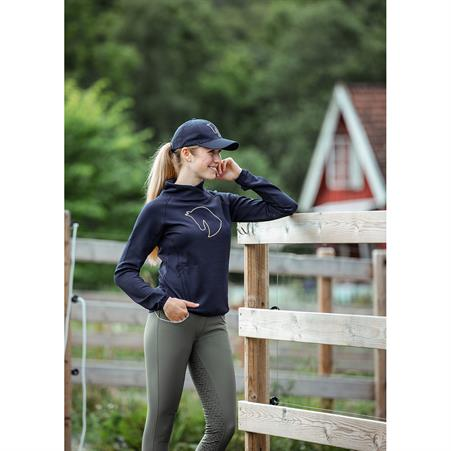 Reitleggings Harry's Horse Denici Cavalli Roségold Silikon