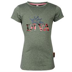 T-Shirt Diva Camo Kids Harry's Horse